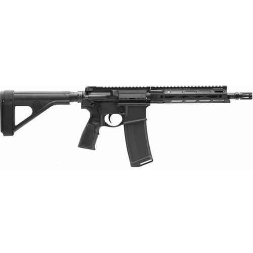 "Daniel Defense V7P Pistol 5.56x45mm NATO 10.3"" Barrel with Stabilizing Brace 32-Round Polymer Mil-Spec+"