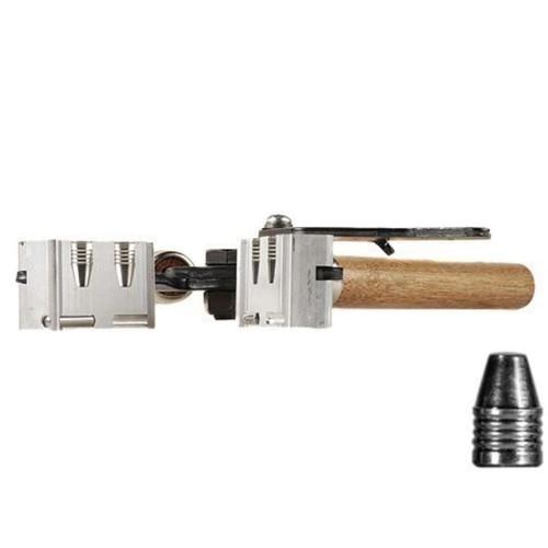 Lee 2-Cavity Bullet Mold TL356-124-TC 9mm Luger, 38 Super, 380 ACP (356 Diameter) 124 Grain Tumble Lube Truncated Cone