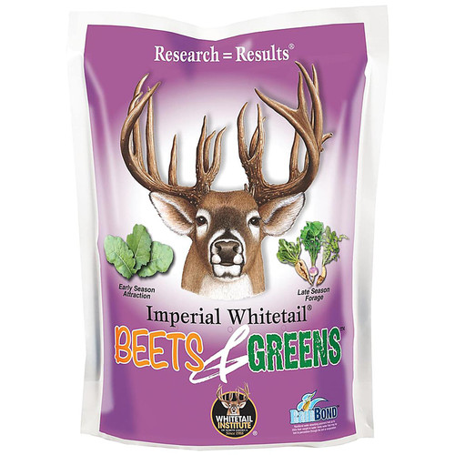 Whitetail Institute Beets & Greens Annual Food Plot Seed 3 lb