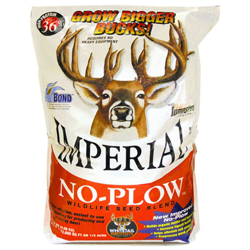 Whitetail Institute Imperial No-Plow Food Plot Seed 5 lb