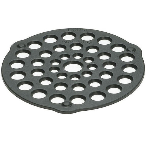Lodge L8Dot3 Trivet 8 Inch Trivet/Meat Rack