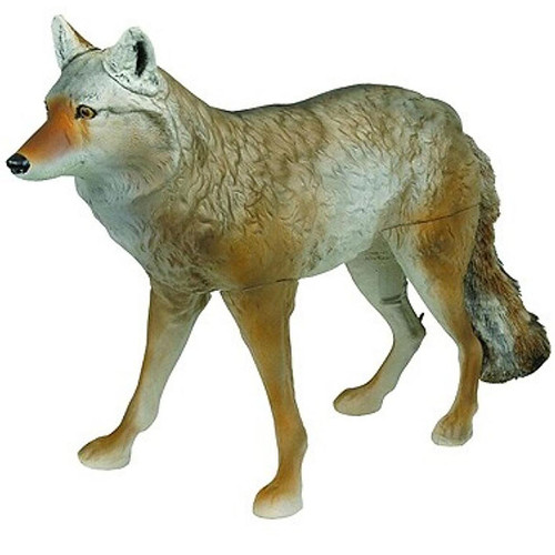 Flambeau Masters Series Lone Howler Coyote Decoy Polymer