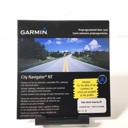 City Navigator North America Nt Microsd/Sd Card