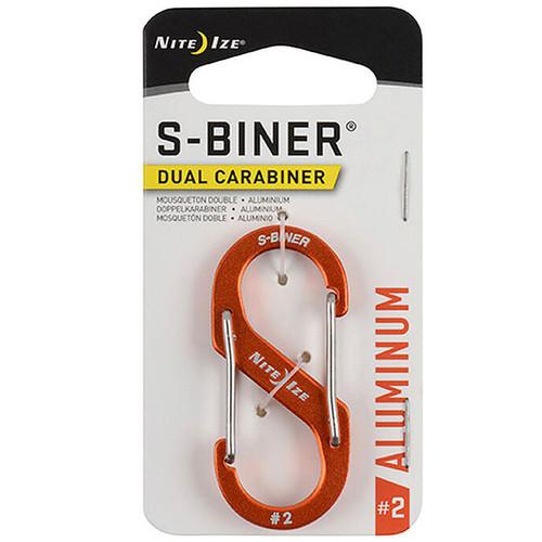 Nite Ize Aluminum S-Biner Dual Carabiner