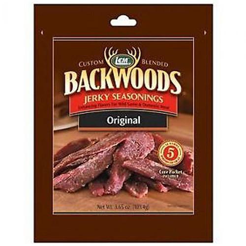 Lem Backwoods Jerky Seasoning Original