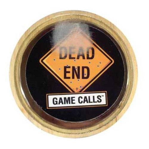 Dead End Game Calls Roadblock Cedar Glass Turkey Call