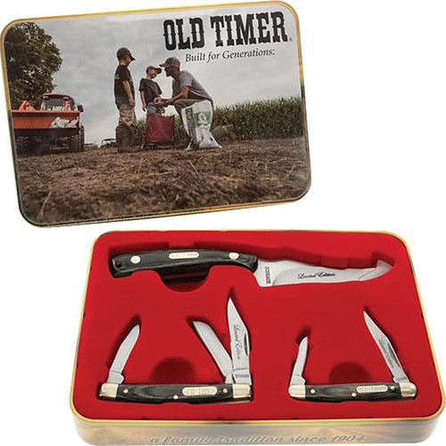 Bti Old Timer Wood Sharpfinger 3 Piece