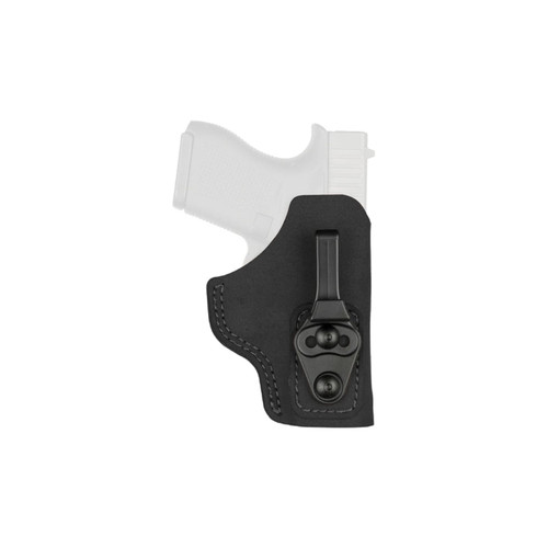 Bianchi 6T Waistband Tuckable Holster, Color: Black