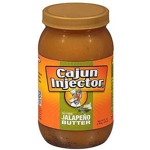 Cajun Injector Jalapeno Butter Injectable Marinade #01607