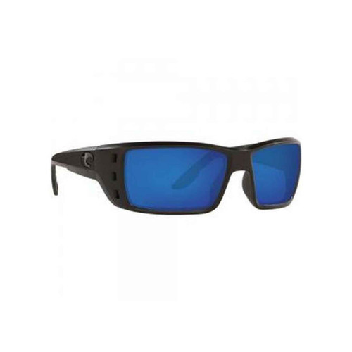 Costa Del Mar Permit Blackout Frame Sunglasses