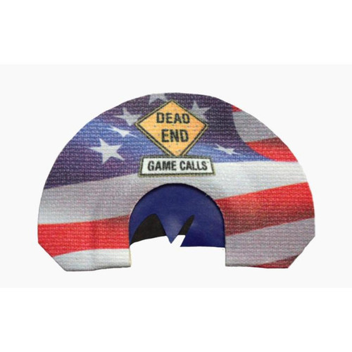 Dead End Game Calls Roadkill Shipwreck Turkey Mouth Call