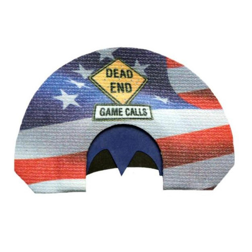 Dead End Game Calls Roadkill Batwing 3 Turkey Mouth Call