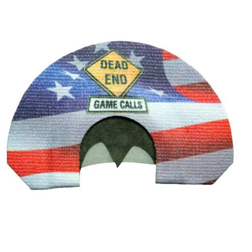 Dead End Game Calls Roadkill Batwing 2 Turkey Mouth Call