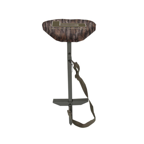 Banded Deluxe Slough Stool - Mossy Oak Bottomland