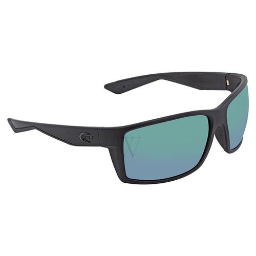 Costa Del Mar Reefton 63.7 MM Blackout Blue Sunglasses