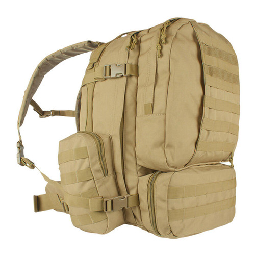 Fox Outdoor Advanced 3 Day Combat Pack Coyote Tan 56-468