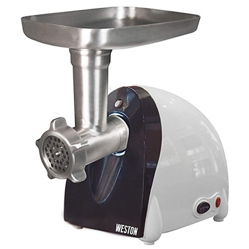 Weston #5 Electric Meat Grinder Polymer And Stainless Steel