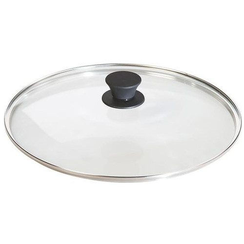 Lodge Gl12 12 Inch Glass Lid Cover