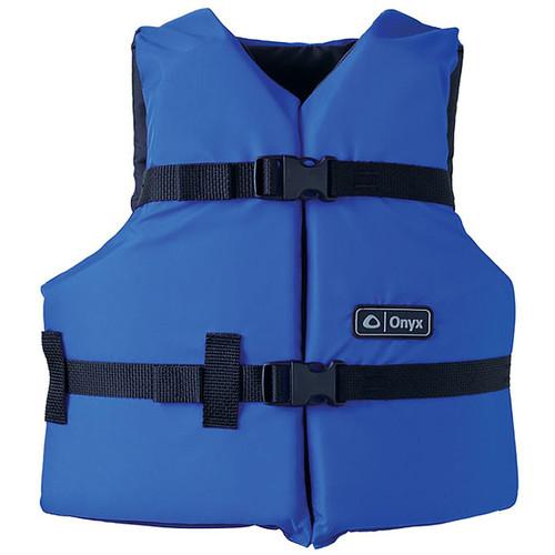 Abs Youth Vest Blue 2 Belt