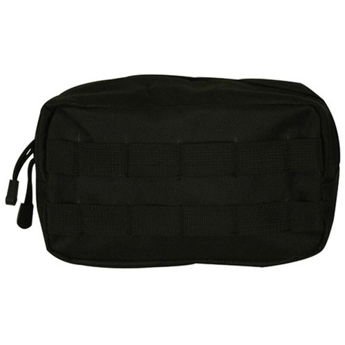 Fox Outdoor General Purpose (Gp) Utility Pouch Black 56-201