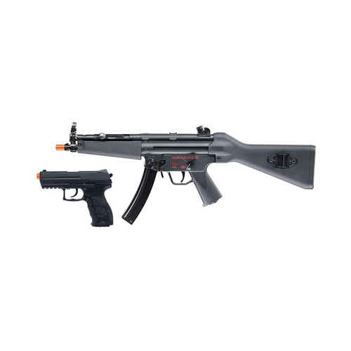 Umarex Hk Holiday Airsoft Kit W/Spring Mp5 Rifle, P30 Pistol