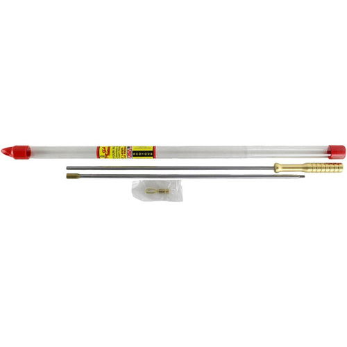Pro-Shot 2 Piece SS Shotgun Rod 10-.410 Ga Plus Stationary Handle
