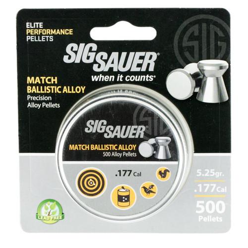 Sig Sauer Airguns Match Match .177 Pellet Alloy 500