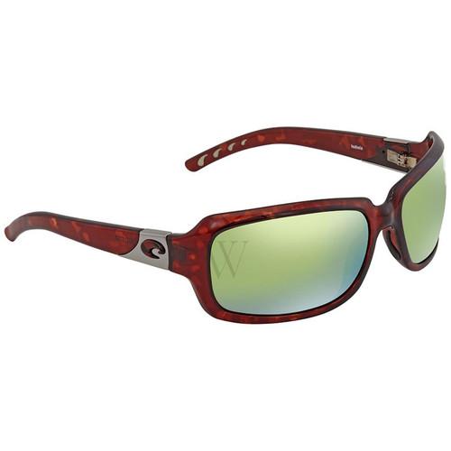 Costa Del Mar Isabela 63.2 MM Tortoise Sunglasses