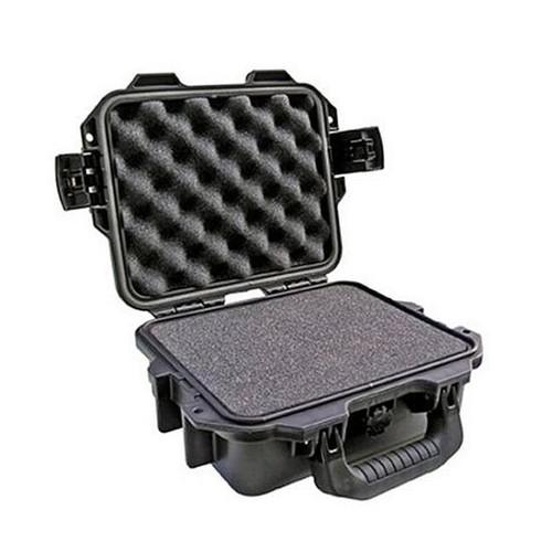"""9.5"""" Single Pistol Case Warranty Black"""