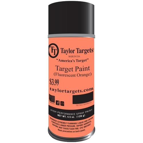 Taylor Targets Fluorescent Paint - Ttfp