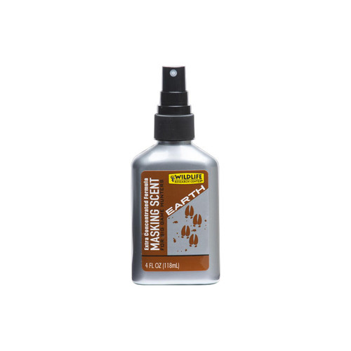 Wildlife Masking Scent Earth X-Tra Concentrated 4Fl Oz