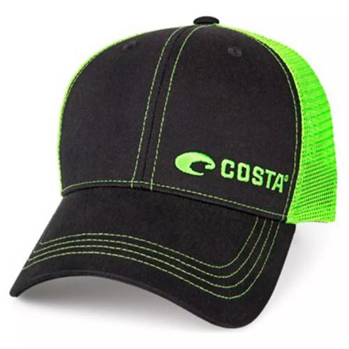 Costa Del Mar Costa Neon Trucker Hat