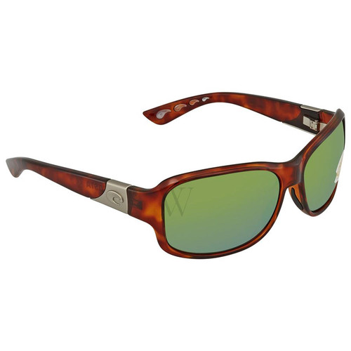 Costa Del Mar Inlet 58 MM Tortoise Sunglasses