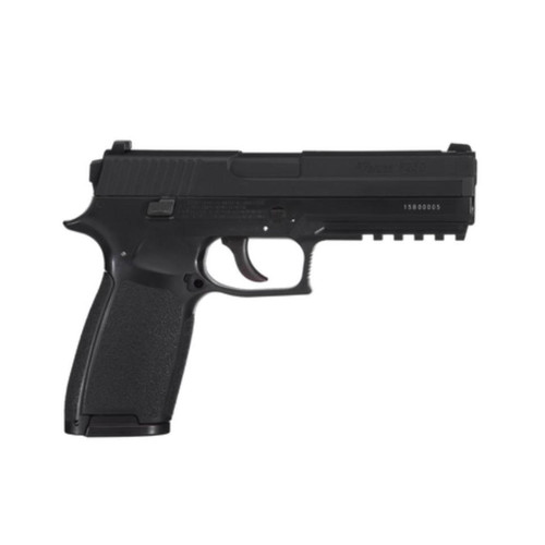 Sig P250 Air Pistol .177 Caliber Pellets Fixed Black 16Rd