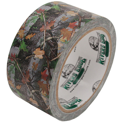 Rivers Edge Products 20Yd Roll Camo Duct Tape