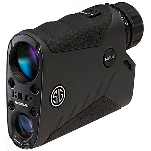 Sig Sauer KILO 2200MR Laser Rangefinder 7x 25mm with Milling Reticle