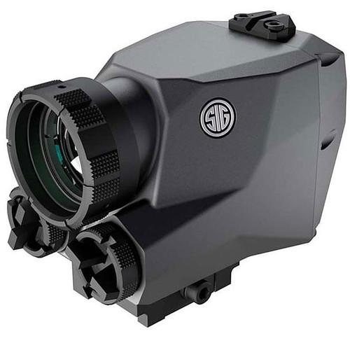 Sig Sauer ECHO1B Thermal Reflex Sight 1-2x 30 Hz 206x156 Graphite