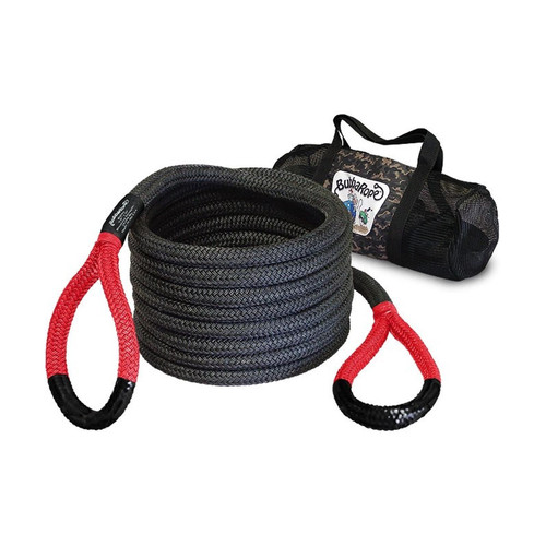 "Bubba Rope 176680RDG - 7/8"" x 30' Synthetic Rope with Red Eyes"