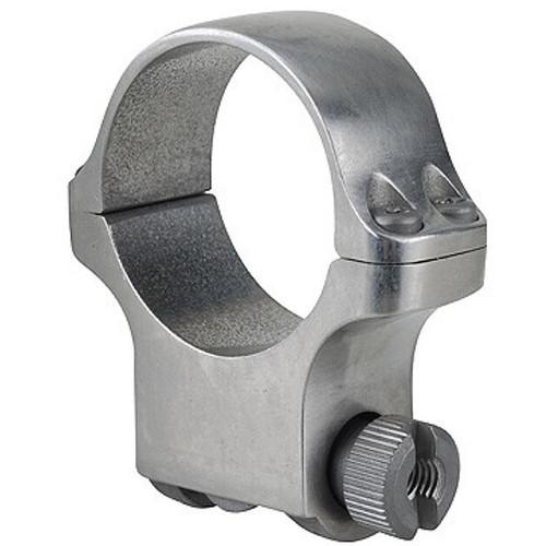 Ruger 30mm Ring Mount 5K30 Silver High