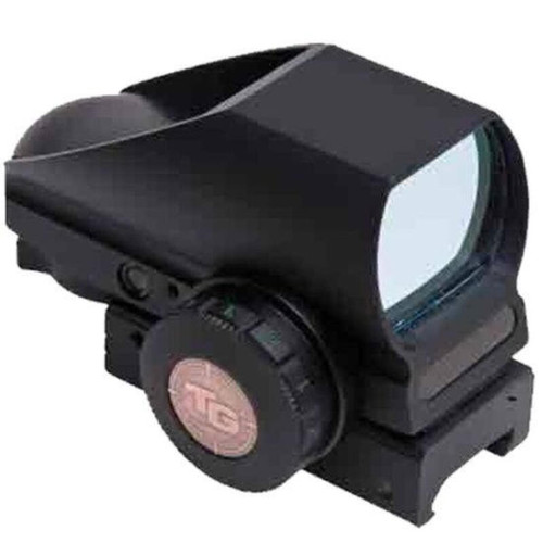 TRUGLO Tru-Brite Open Red/Green Sight 5 MOA Dot Single Illuminated Reticles