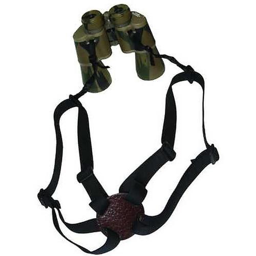TOC Binocular Harness Black