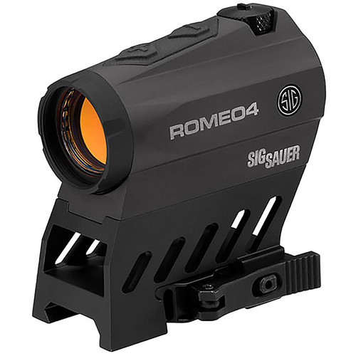 Sig Sauer ROMEO4B Red Dot Sight 1x 20mm 1/2 MOA Adjustments 2 MOA Dot