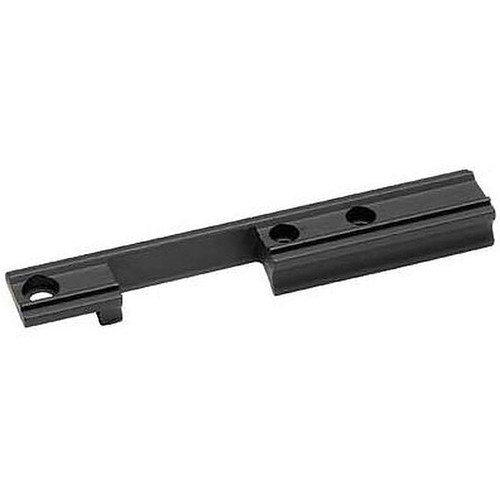 """Crickett One Piece Stationary Mount Base 3/8"""" Dovetail Matte Blued"""