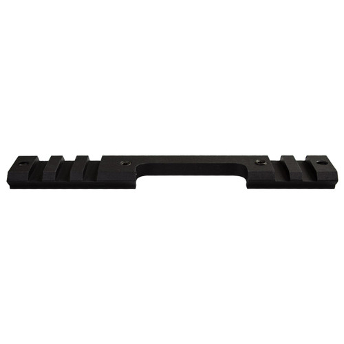 CZ 19008 Weaver Rail Adapter for CZ 452/453/455/512 1-Piece Black Finish