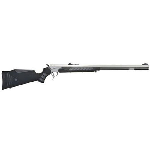 "Thompson/Center Pro Hunter FX Black Powder Rifle .50 Caliber 26"" Barrel Weather Shield Finish Black Synthetic Stock Fiber Optic Sights"