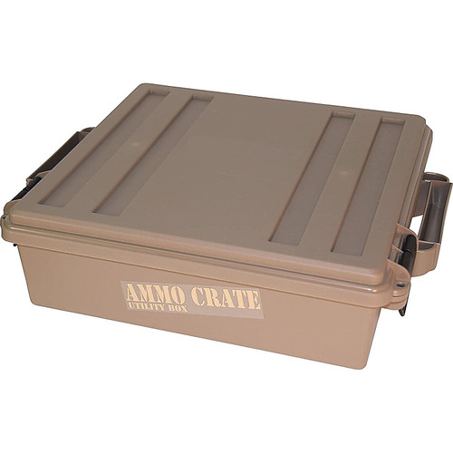 MTM ACR5-72 AMMO CRATE- DARK EARTH