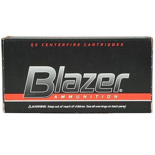 CCI Blazer 9mm Luger 124GR FMJ 50 Rounds