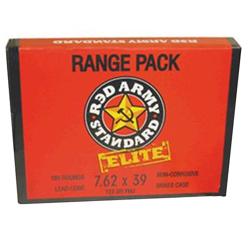 Century International Arms Red Army Standard Elite 7.62x39mm 123GR FMJ 180 Rounds