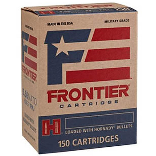 Hornady Frontier 223 Remington 55GR HP Match, 150 Rounds