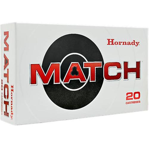 Hornady Match 6mm ARC 108GR ELD 20 Rounds